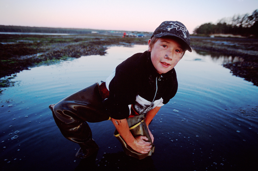 PEOPLE IN NATURE: Conservation Photojournalism in Maine